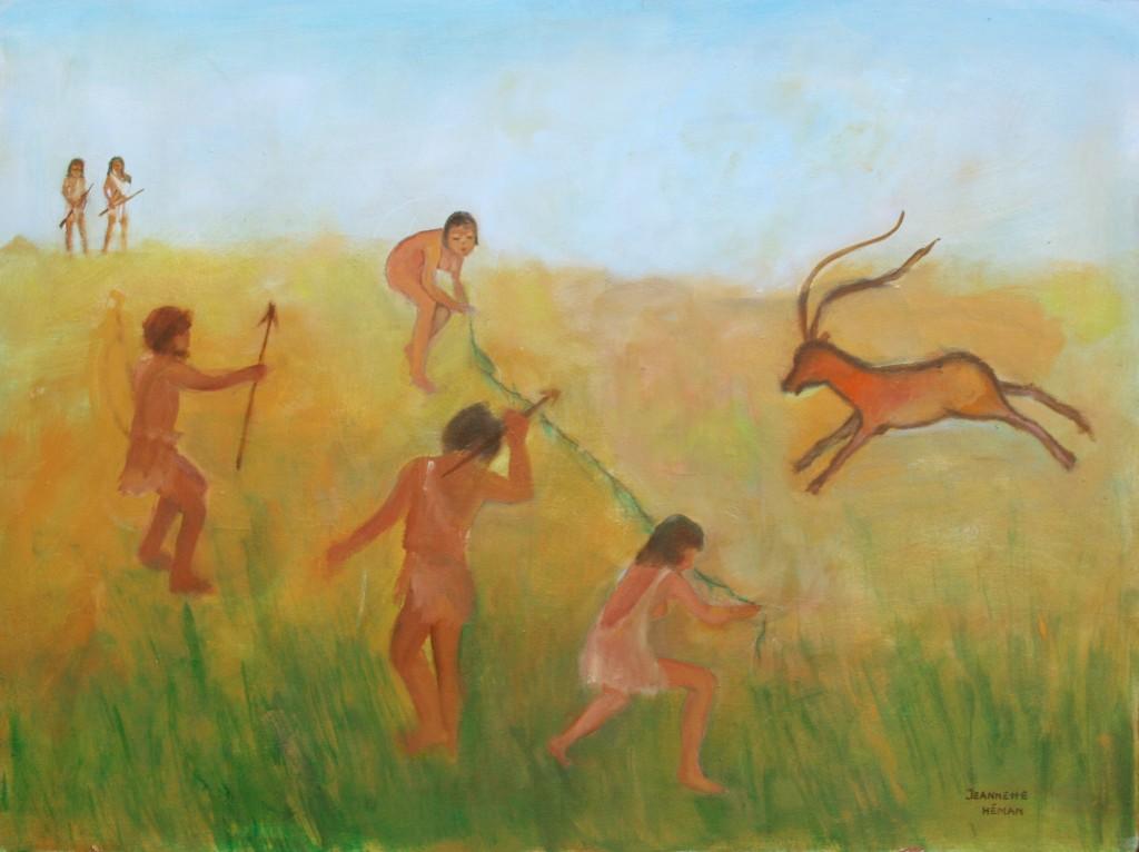 4. Nomadische levenstijl