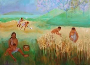 Vrouwen emancipatie geschiedenis beeld landbouw ontdekt
