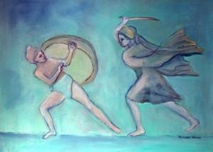 Vrouwen emancipatie geschiedenis beeld ondergang matrilineaire samenleving