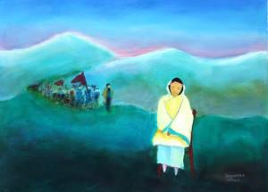 Vrouwen emancipatie geschiedenis beeld onderdrukking